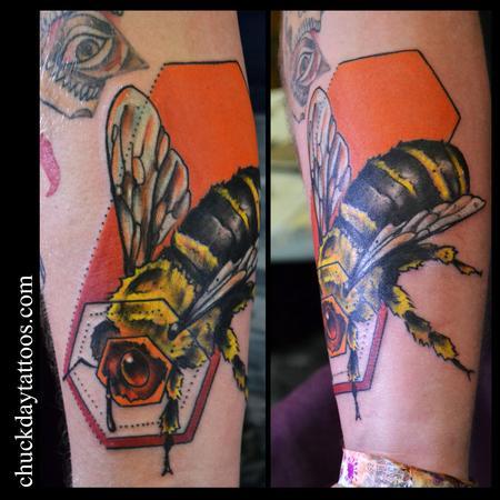 Tattoos - Beeeeee - 100336