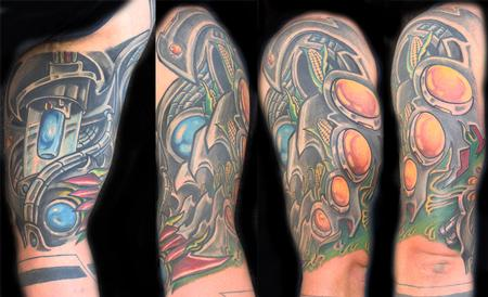 Electrician Tattoos Designs | Joy Studio Design Gallery - Best Design