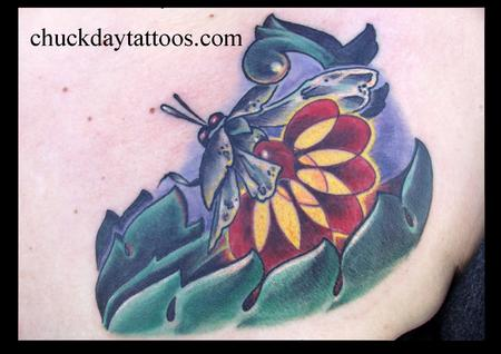 Tattoos - Fire Fly - 74270