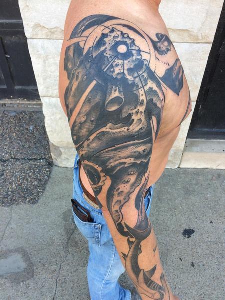 Chuck Day - Octopus