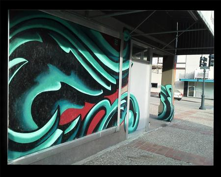 Tattoos - commissioned mural space - 71304