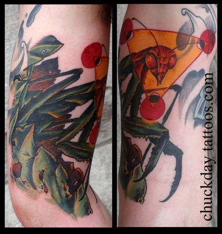 Tattoos - Mantis  - 75132