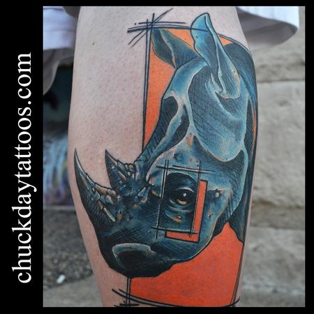 Tattoos - rhino 2 - 94715