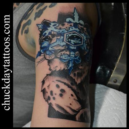 Tattoos - Snow Leopard - 100247