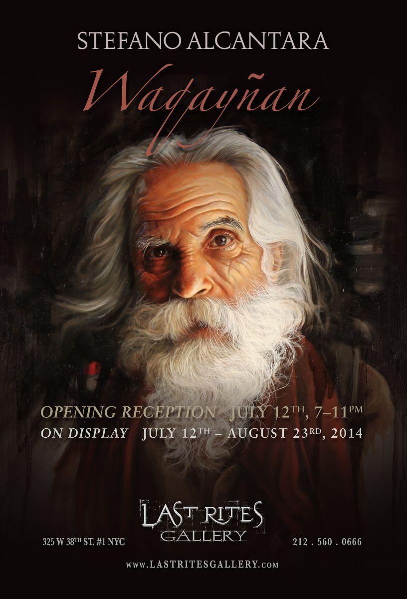 Stefano Alcantara Fine Art Show