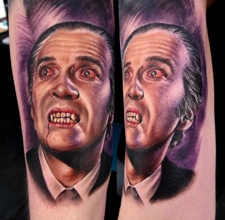 Tattoos - Dracula - 58220