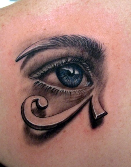 Tattoos - Eye of RA - 51834
