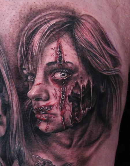 Tattoos - Leila Zombie - 61717