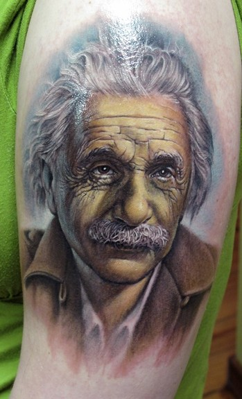 Tattoos - Albert Einstein - 51829