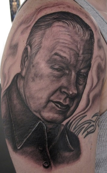 Tattoos - Grand Father tattoo - 51833