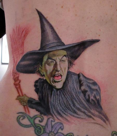 Stefano Alcantara - Wicked Witch Wizard of Oz