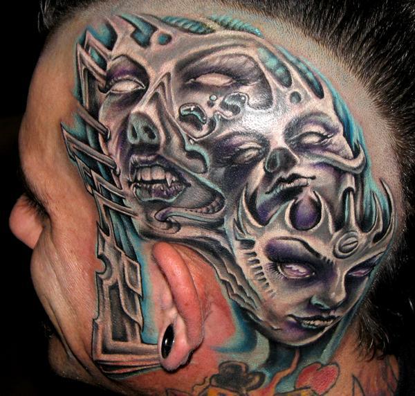 freehand tattoo by stefano alcantara tattoos. Black Bedroom Furniture Sets. Home Design Ideas