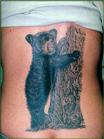 images custom tattootattooschris lombardicare beargrumpy