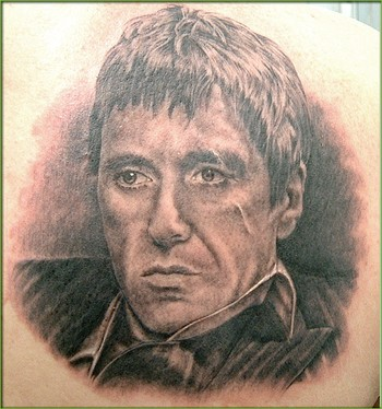 Tattoo Artist on Looking For Unique Shane Oneill Tattoos  Scarface Tattoo