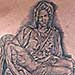 Tattoos - Mary with Jesus Tattoo - 35297