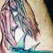 Tattoos - Mermaid Tattoo - 35287