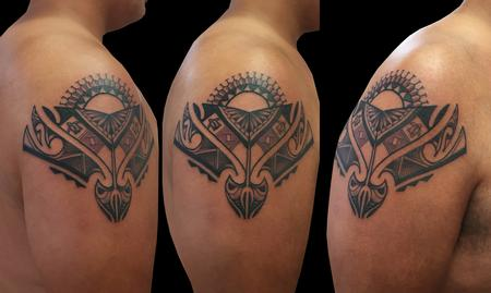 Tattoos - Polynesian - 115762