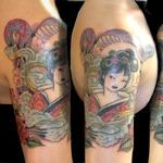 Tattoos - Geisha - 101498