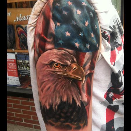 Tattoos - merica - 78153