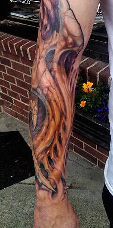 Tattoos - Bio organic - 67609