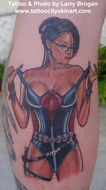 famous tattoo artists in florida. Comments: This was a fun piece done on fellow tattoo artist Marc Draven at