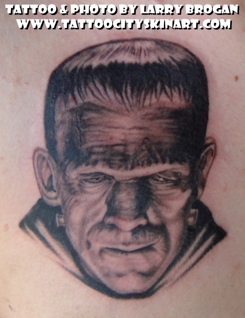 Tattoos - Frankenstein - 22577