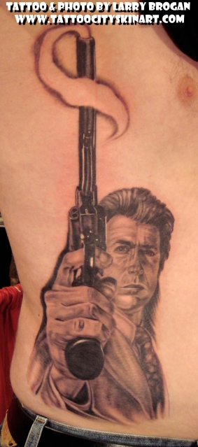 Tattoos - Dirty Harry - 30633