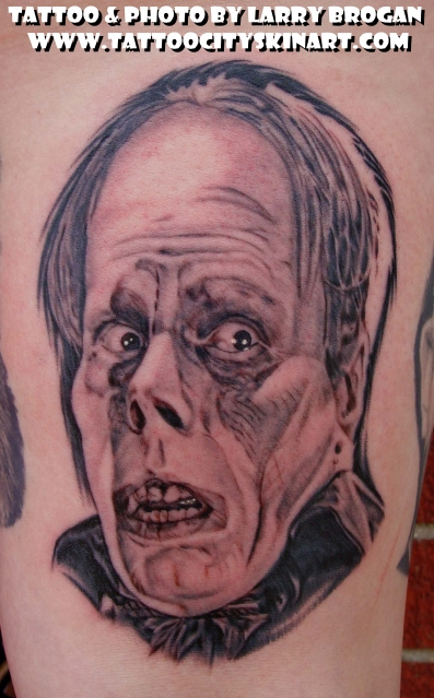 Tattoos - Phantom of the Opera - 22572