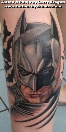 Tattoos - Batman The Dark Knight - 48165