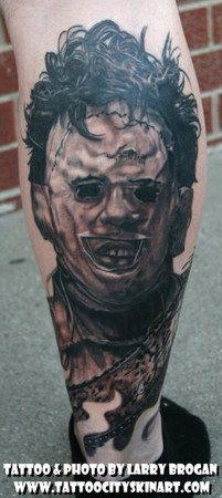 Tattoos - Leatherface - 47186