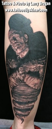 Tattoos - The Mummy - 48163