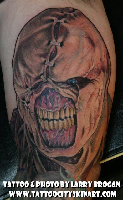 Tattoos - Nemesis from Resident Evil - 58688