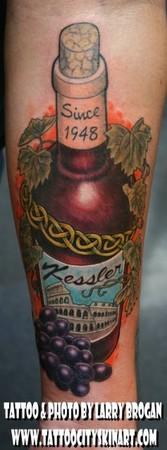 Tattoos -  - 44401