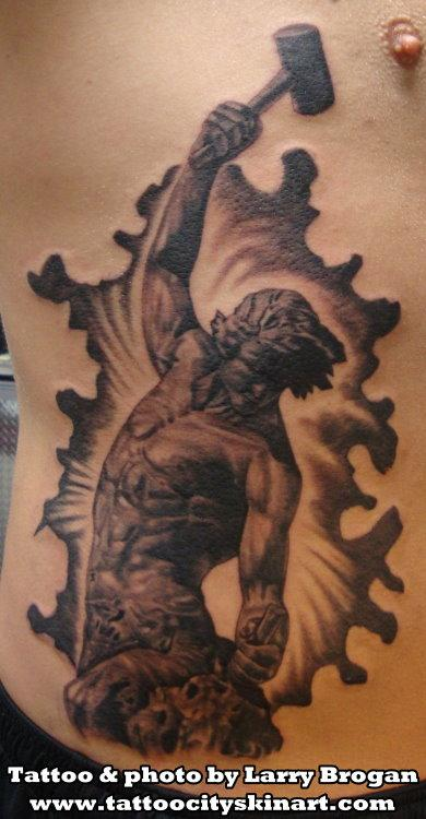 Tattoos - Self Made Man - 70653