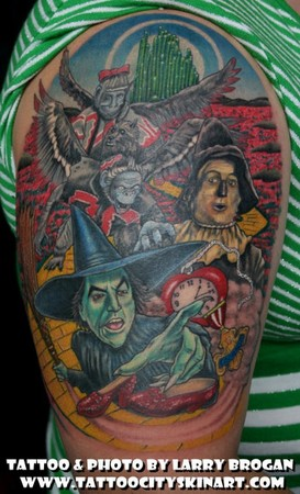 Tattoos -  - 44148