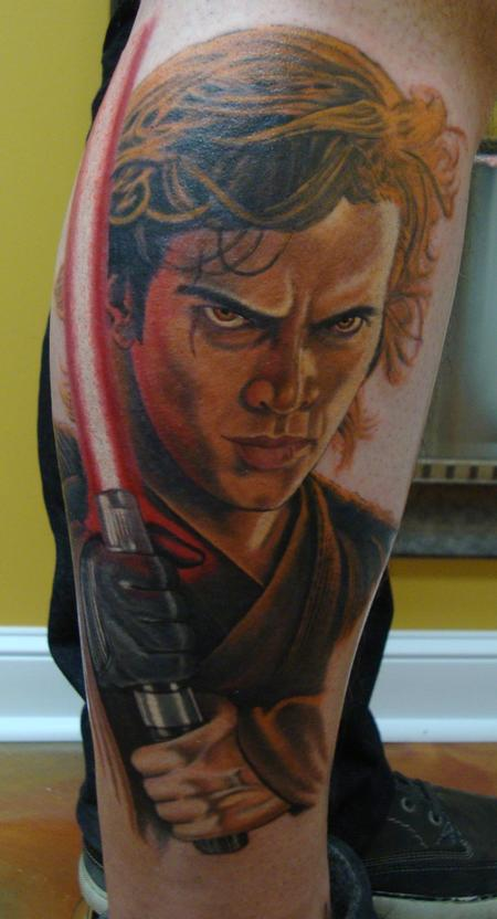 Tattoos - Anakin Skywalker - 97969