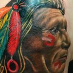 Tattoos - Realistic Chicago Blackhawk - 114003