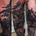 Tattoos - Death Dealer  - 107838