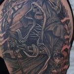 Tattoos - The Reaper - 122300