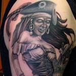 Tattoos - Pirate Zombie - 114214