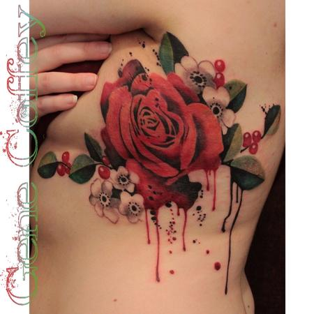 Gene Coffey - Rose
