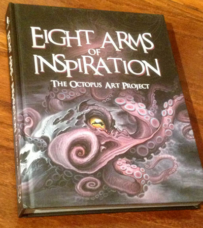 Eight Arms of Inspiration: The Octopus Art Project