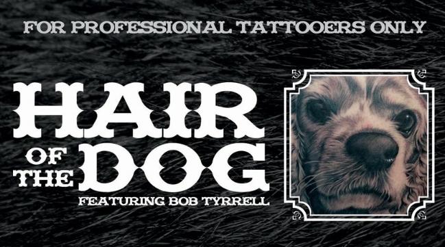 Bob Tyrrell: Hair Of The Dog DVD