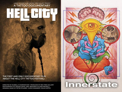 Hell City and Innerstate Combo Pack