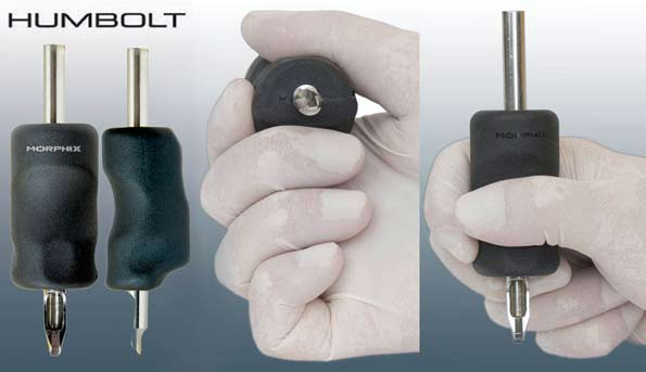 Morphix Humbolt Ergonomic Tube Grip - 6 Pack