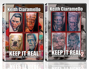 Keith Ciaramello's Keep It Real Volume 1&2 combo p