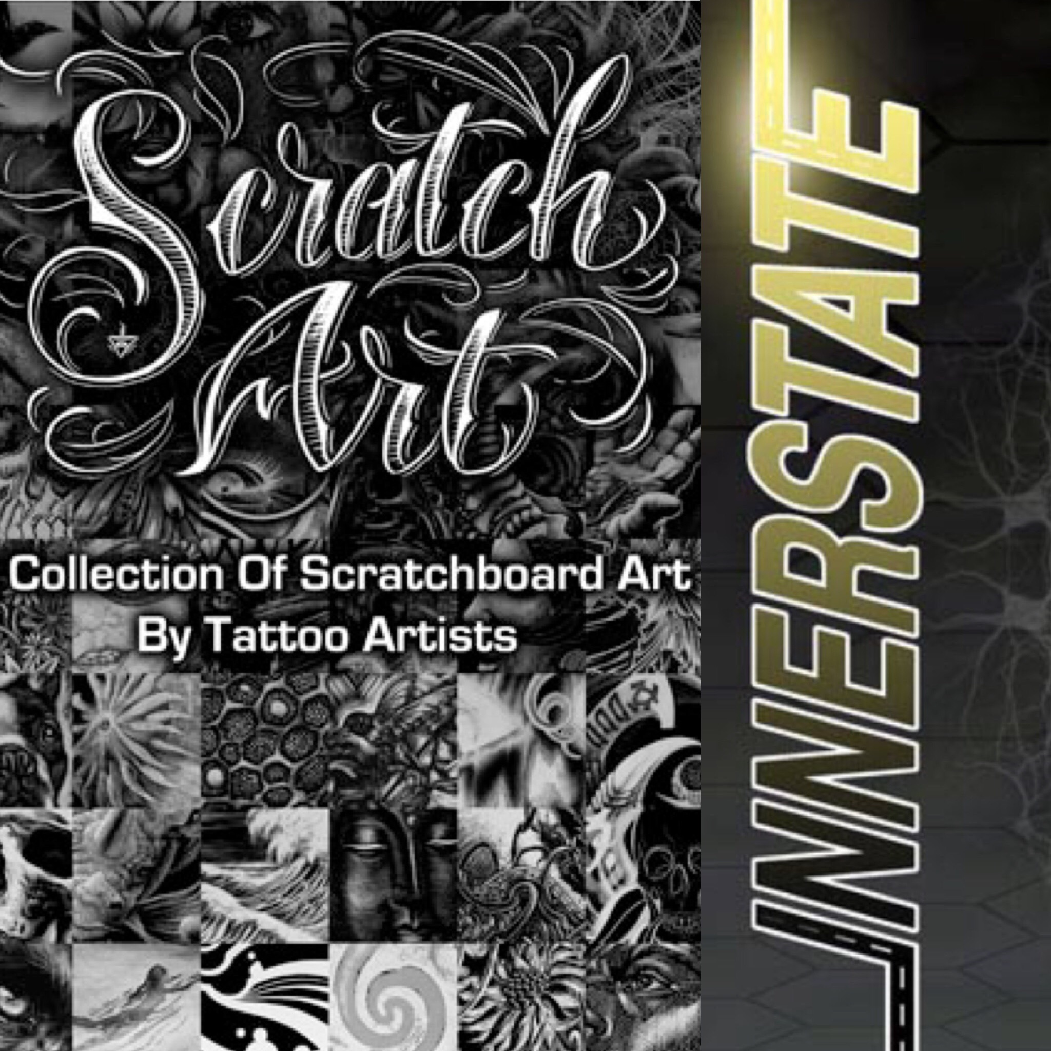 Scratch Art & Innerstate Combo