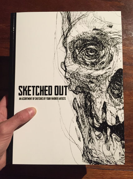Sketched Out: An Assortment of Sketches by 100 of Your Favorite Artists!