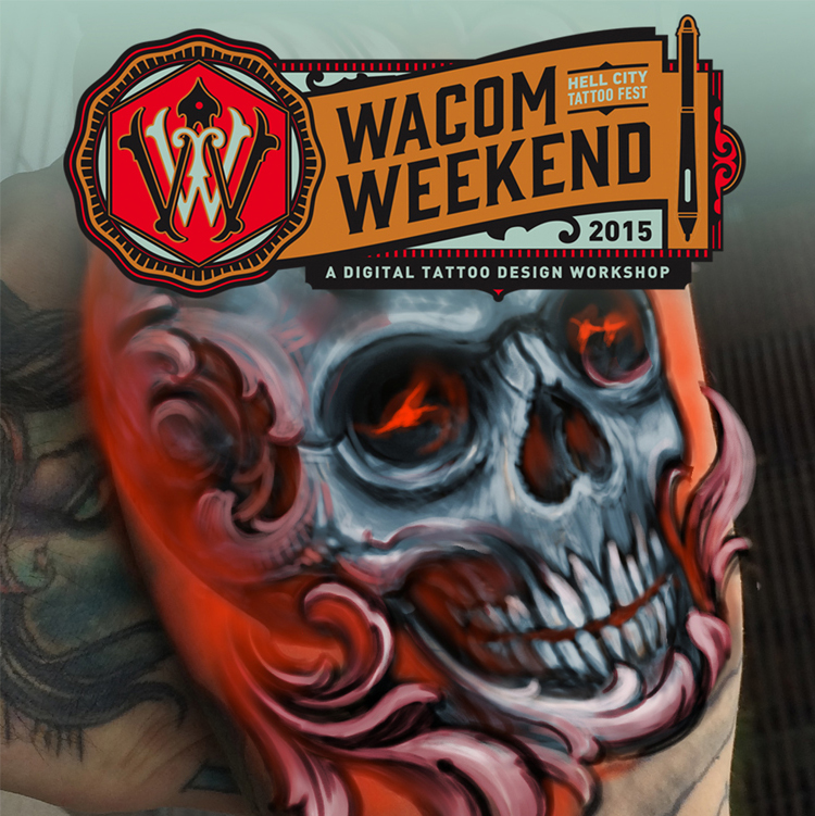 Wacom Weekend Single Day Ticket