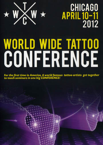 Chicago Worldwide Tattoo Conference DVD